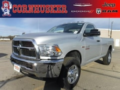 New 2018 Ram 3500 TRADESMAN REGULAR CAB 4X4 8' BOX Regular Cab in Norfolk,NE
