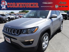 New 2017 Jeep New Compass Latitude SUV in Norfolk,NE