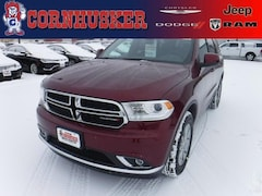 New 2018 Dodge Durango SXT AWD Sport Utility in Norfolk,NE