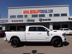 New 2020 Ram 2500 BIG HORN CREW CAB 4X4 6'4 BOX Crew Cab for sale in Red Bluff, CA