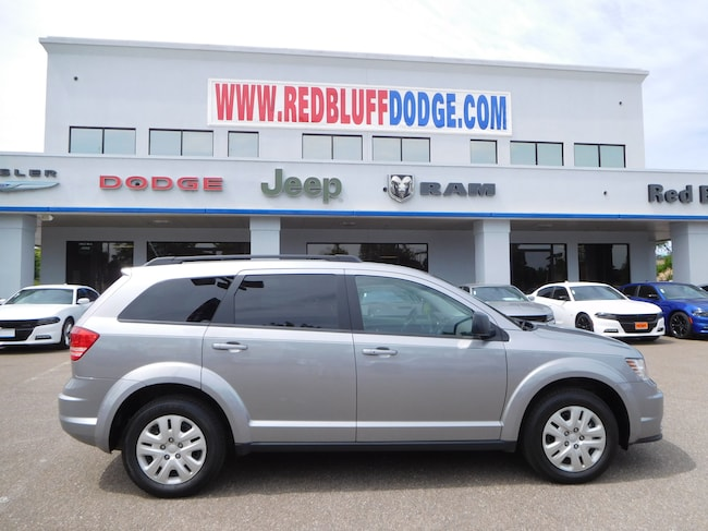 Used 2017 Dodge Journey SE SUV for sale in Red Bluff at Red Bluff Dodge Chrysler Jeep Ram