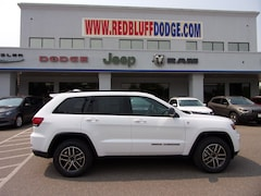New 2020 Jeep Grand Cherokee TRAILHAWK 4X4 Sport Utility for sale in Red Bluff, CA