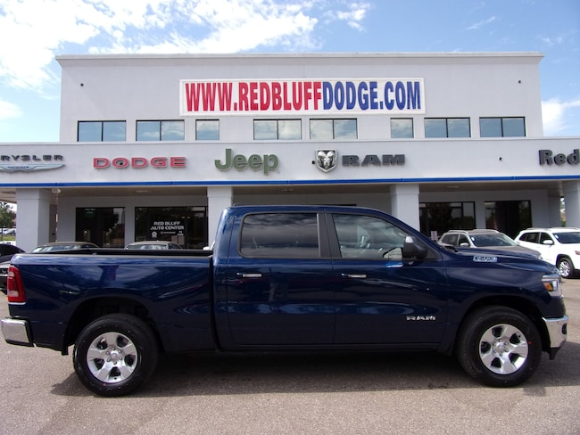 New 2019 Ram 1500 BIG HORN / LONE STAR CREW CAB 4X4 6'4 BOX Crew Cab For Sale/Lease Red Bluff, CA