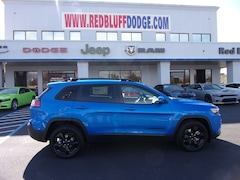 New 2021 Jeep Cherokee ALTITUDE FWD Sport Utility for sale in Red Bluff, CA