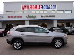 New Cars 2019 Jeep Cherokee LATITUDE FWD Sport Utility Red Bluff, CA