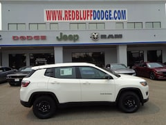 New Cars 2018 Jeep Compass SPORT FWD Sport Utility Red Bluff, CA