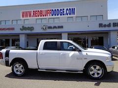 New Cars 2018 Ram 1500 BIG HORN CREW CAB 4X4 6'4 BOX Crew Cab Red Bluff, CA
