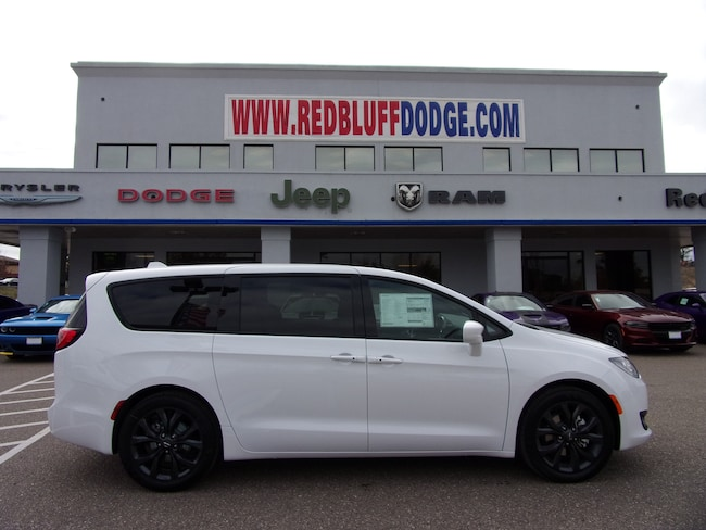 New 2019 Chrysler Pacifica TOURING PLUS Passenger Van for sale in Red Bluff at Red Bluff Dodge Chrysler Jeep Ram