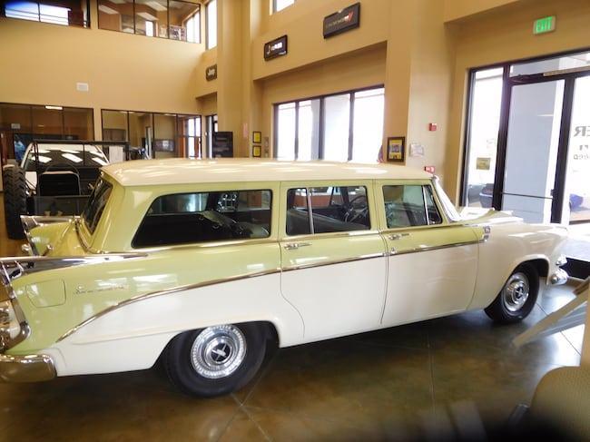 Used 1956 Dodge Dodge WGN Wagon for sale in Red Bluff at Red Bluff Dodge Chrysler Jeep Ram