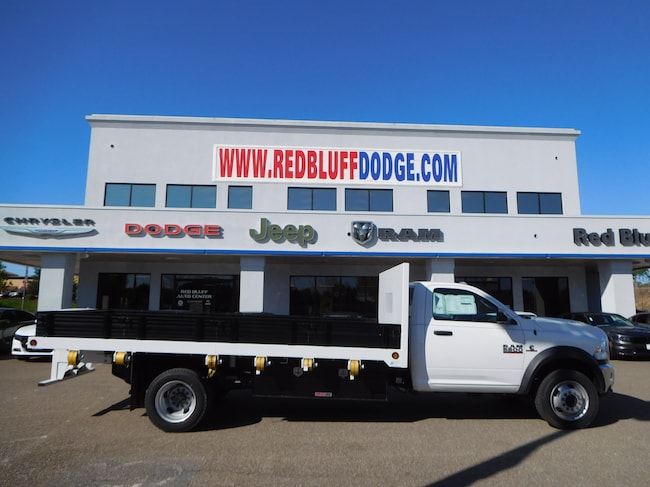 2016 Ram 5500 TRADESMAN CHASSIS REGULAR CAB 4X4 204.5 WB Regular Cab