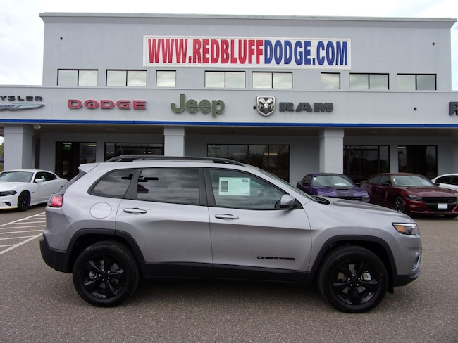 New 2019 Jeep Cherokee ALTITUDE 4X4 Sport Utility for sale in Red Bluff at Red Bluff Dodge Chrysler Jeep Ram