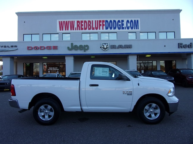 New 2019 Ram 1500 CLASSIC TRADESMAN REGULAR CAB 4X2 6'4 BOX Regular Cab for sale in Red Bluff at Red Bluff Dodge Chrysler Jeep Ram