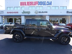 New 2021 Jeep Gladiator HIGH ALTITUDE 4X4 Crew Cab for sale in Red Bluff, CA