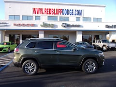 New 2021 Jeep Cherokee LATITUDE LUX 4X4 Sport Utility for sale in Red Bluff, CA