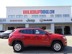 New 2021 Jeep Compass SPORT 4X4 Sport Utility for sale in Red Bluff, CA
