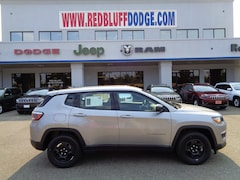 New 2018 Jeep Compass SPORT FWD Sport Utility for sale in Red Bluff, CA