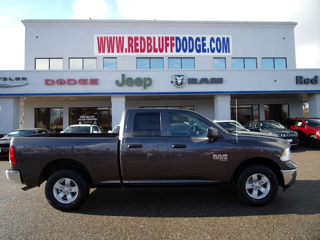 Red Bluff Dodge >> New 2019 Ram 1500 For Sale At Red Bluff Dodge Chrysler Jeep Ram Vin 1c6rr7fg8ks558395