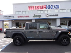 New 2021 Jeep Gladiator MOJAVE 4X4 Crew Cab for sale in Red Bluff, CA