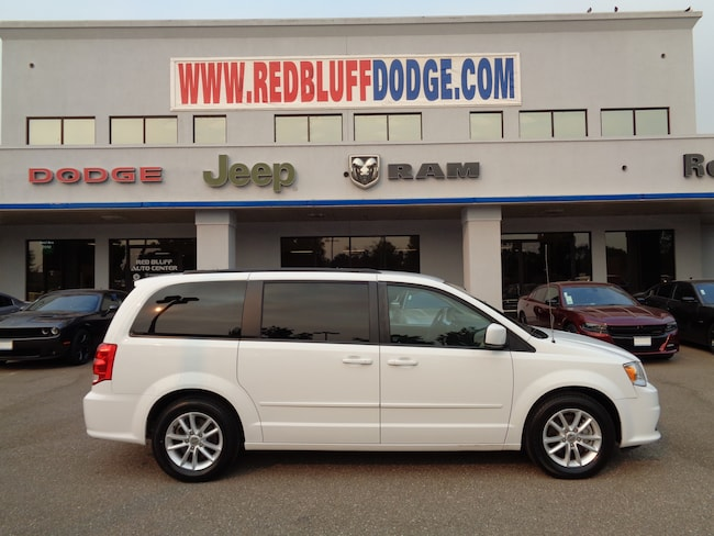Used 2016 Dodge Grand Caravan SXT Van for sale in Red Bluff at Red Bluff Dodge Chrysler Jeep Ram