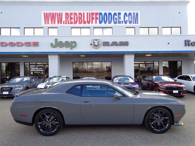 New 2019 Dodge Challenger GT Coupe for sale in Red Bluff at Red Bluff Dodge Chrysler Jeep Ram