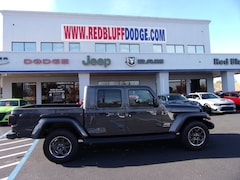 New 2020 Jeep Gladiator OVERLAND 4X4 Crew Cab for sale in Red Bluff, CA