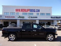 Used cars 2014 Chevrolet Silverado 1500 LT Truck Crew Cab 3GCPCREC2EG129146 in Red Bluff, near Chico, California