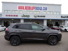 New Cars 2019 Jeep Cherokee HIGH ALTITUDE 4X4 Sport Utility Red Bluff, CA