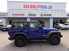 New Cars 2018 Jeep Wrangler SPORT 4X4 Sport Utility Red Bluff, CA
