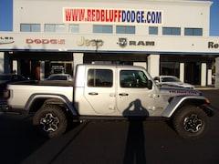 New 2021 Jeep Gladiator RUBICON 4X4 Crew Cab for sale in Red Bluff, CA