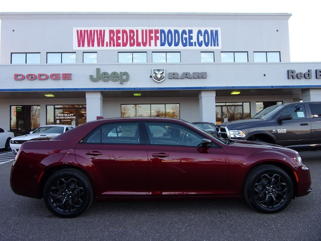 New 2019 Chrysler 300 TOURING AWD Sedan for sale in Red Bluff at Red Bluff Dodge Chrysler Jeep Ram