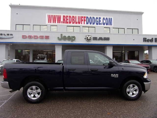 Red Bluff Dodge >> New 2019 Ram 1500 For Sale At Red Bluff Dodge Chrysler Jeep Ram Vin 1c6rr7fgxks580902