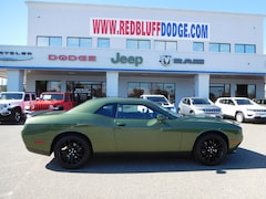 New Cars 2018 Dodge Challenger SXT PLUS Coupe Red Bluff, CA