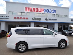 New Cars 2018 Chrysler Pacifica Hybrid TOURING L Passenger Van Red Bluff, CA