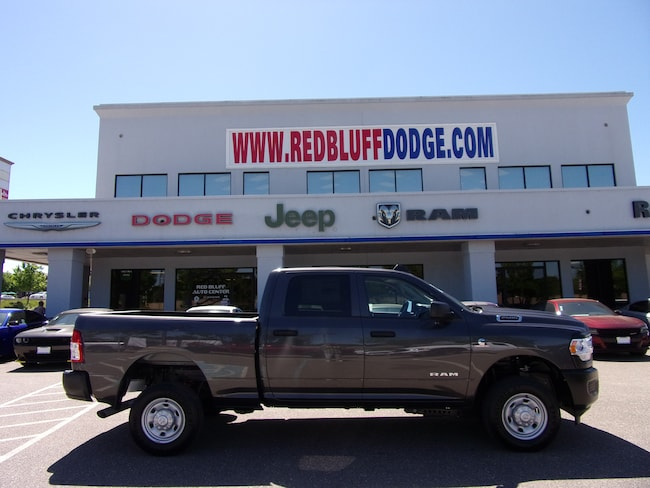 New 2019 Ram 2500 TRADESMAN CREW CAB 4X4 6'4 BOX Crew Cab for sale in Red Bluff at Red Bluff Dodge Chrysler Jeep Ram