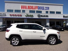 New 2018 Jeep Compass LATITUDE FWD Sport Utility for sale in Red Bluff, CA