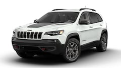 New 2021 Jeep Cherokee TRAILHAWK 4X4 Sport Utility for sale in Red Bluff, CA