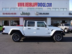 New 2021 Jeep Gladiator 80TH ANNIVERSARY Crew Cab for sale in Red Bluff, CA