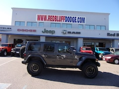 New Cars 2019 Jeep Wrangler UNLIMITED RUBICON 4X4 Sport Utility 1C4HJXFN0KW502034 Red Bluff, CA