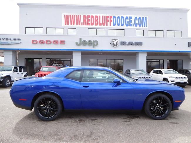 New 2018 Dodge Challenger R/T Coupe For Sale/Lease Red Bluff, CA