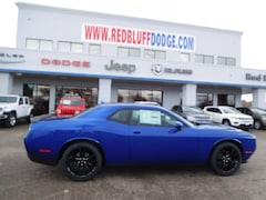 New Cars 2018 Dodge Challenger SXT PLUS Coupe 2C3CDZAG5JH226862 Red Bluff, CA