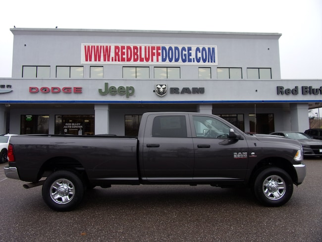 New 2018 Ram 2500 TRADESMAN Truck Crew Cab For Sale/Lease Red Bluff, CA