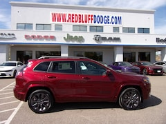 New Cars 2019 Jeep Cherokee HIGH ALTITUDE 4X4 Sport Utility 1C4PJMDN2KD432173 Red Bluff, CA