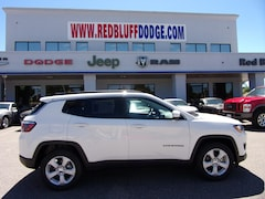 New Cars 2018 Jeep Compass LATITUDE FWD Sport Utility Red Bluff, CA