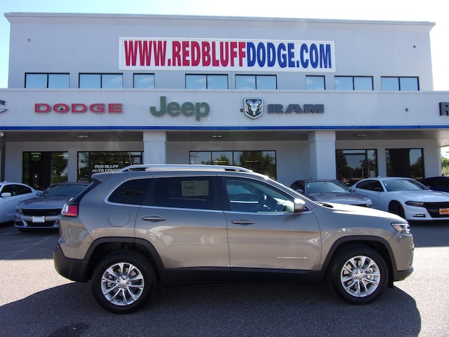 New 2019 Jeep Cherokee LATITUDE FWD Sport Utility For Sale/Lease Red Bluff, CA