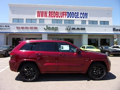 New Cars 2019 Jeep Grand Cherokee ALTITUDE 4X4 Sport Utility Red Bluff, CA