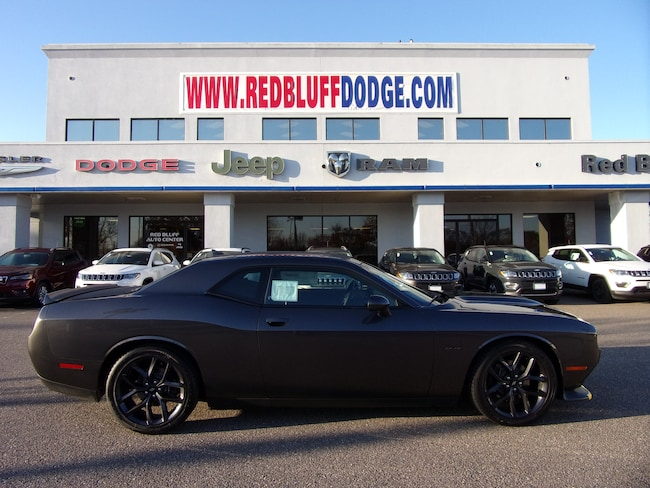 New 2019 Dodge Challenger R/T Coupe For Sale/Lease Red Bluff, CA