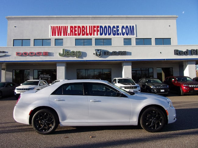 New 2019 Chrysler 300 TOURING AWD Sedan For Sale/Lease Red Bluff, CA