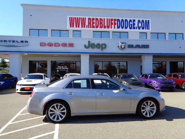 Used 2018 Chrysler 300 Limited Sedan for sale in Red Bluff at Red Bluff Dodge Chrysler Jeep Ram