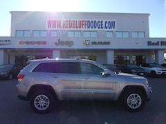 Used cars 2018 Jeep Grand Cherokee Laredo 4x4 SUV in Red Bluff, near Chico, California