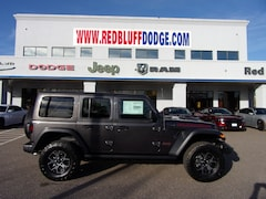 New Cars 2019 Jeep Wrangler UNLIMITED RUBICON 4X4 Sport Utility 1C4HJXFN4KW601276 Red Bluff, CA